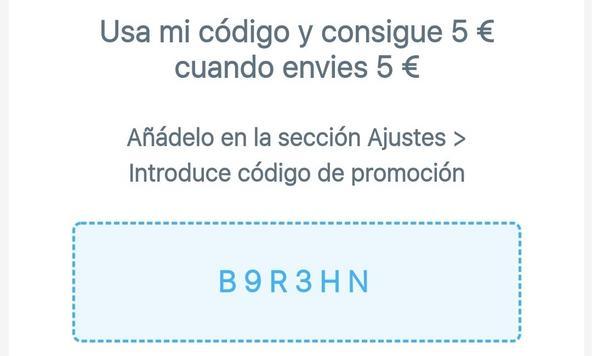 Consigue 5€ hoy mismo con la app Verse
