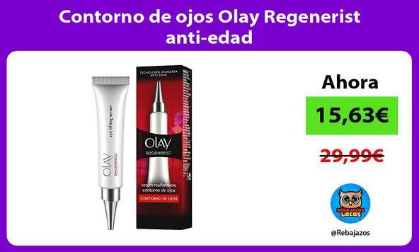 Contorno de ojos Olay Regenerist anti-edad