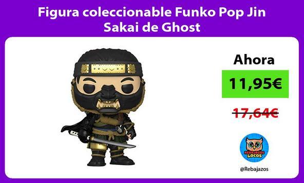 Figura coleccionable Funko Pop Jin Sakai de Ghost