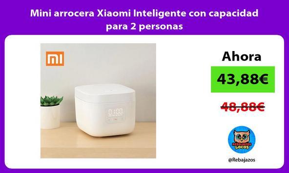 Mini arrocera Xiaomi Inteligente con capacidad para 2 personas