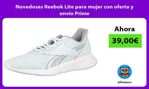 Novedosas Reebok Lite para mujer con oferta y envío Prime