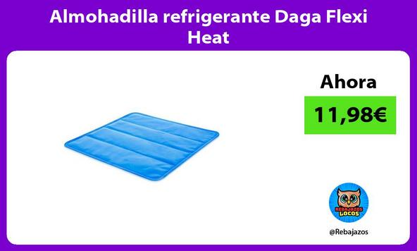 Almohadilla refrigerante Daga Flexi Heat
