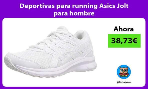 Deportivas para running Asics Jolt para hombre