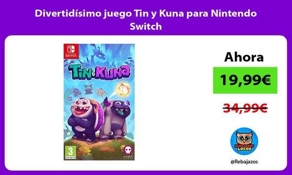 Divertidísimo juego Tin y Kuna para Nintendo Switch