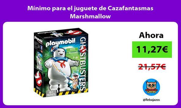 Mínimo para el juguete de Cazafantasmas Marshmallow