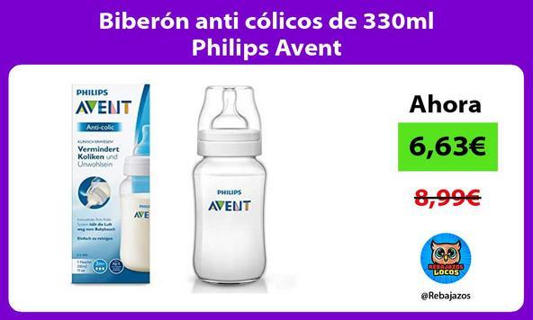 Biberón anti cólicos de 330ml Philips Avent