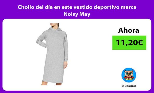 Chollo del día en este vestido deportivo marca Noisy May