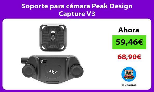 Soporte para cámara Peak Design Capture V3