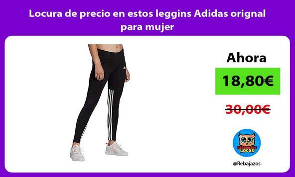 Locura de precio en estos leggins Adidas orignal para mujer